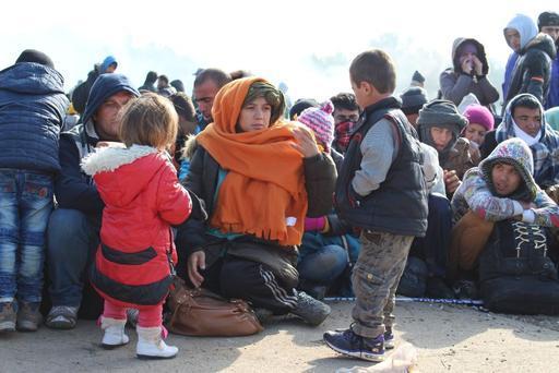 """""""Essas pessoas têm direito à dignidade"""", diz presidente de MSF na Áustria (Foto: Hanna Spegel/MSF)"""