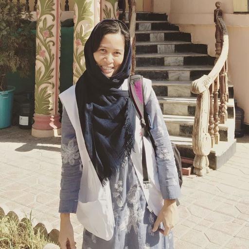 Dra. Evangeline Cua (Foto: MSF)