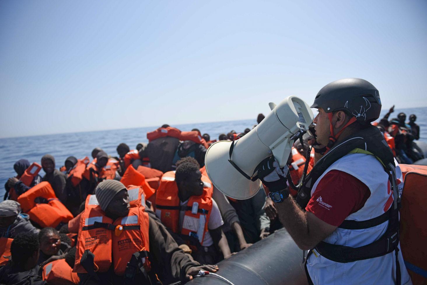Foto: Sara Creta / MSF
