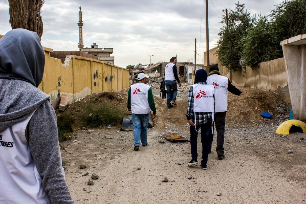 Foto: Diala Ghassan/MSF