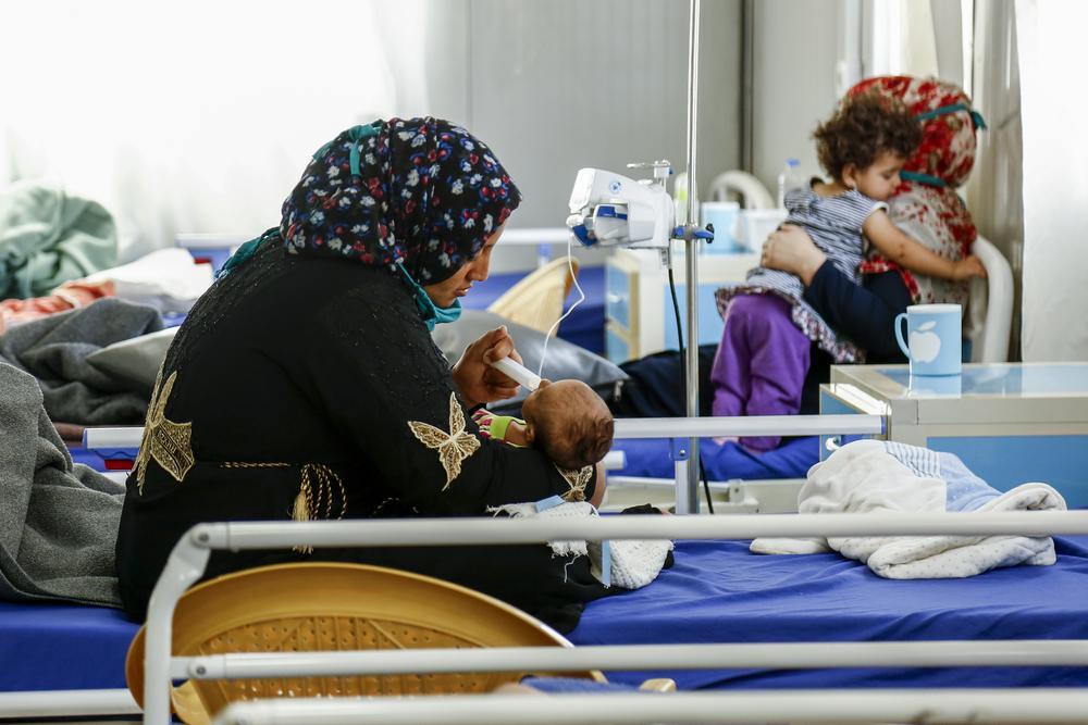 Foto: Manhal Alkallak/MSF