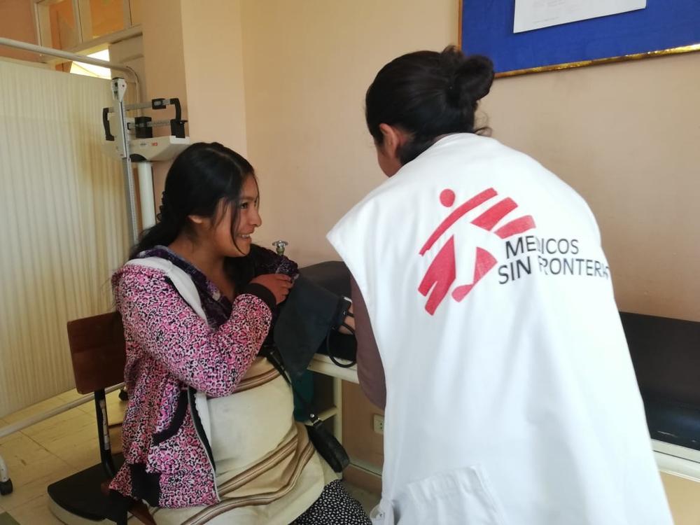 Foto: MSF