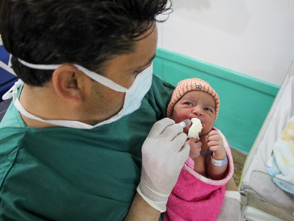 Foto: MSF/Nasir Ghafoor