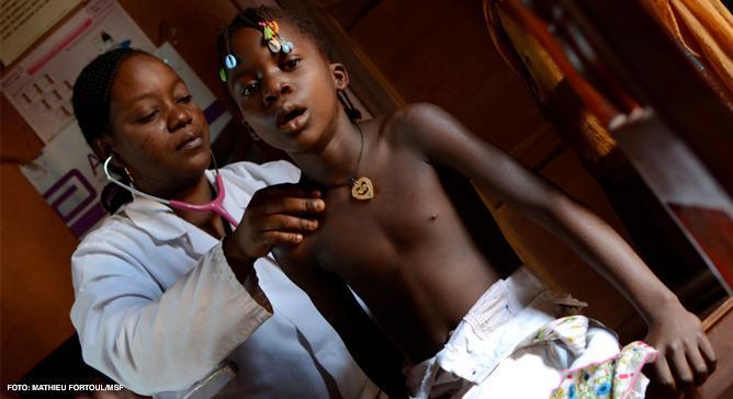 Enquanto 90% das mortes por malária ocorrem na África subsaariana, a doença está presente em quase todas as áreas tropicais onde Médicos Sem Fronteiras tem programas em campo: de Etiópia e Serra Leoa até Camboja e Mianmar.