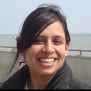 A pediatra de MSF Sahar Iftikhar (Foto: MSF)