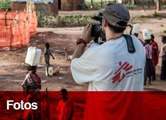 Galeria de Fotos de Médicos Sem Fronteiras