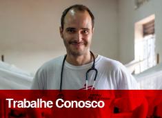 Trabalhe com Médicos Sem Fronteiras