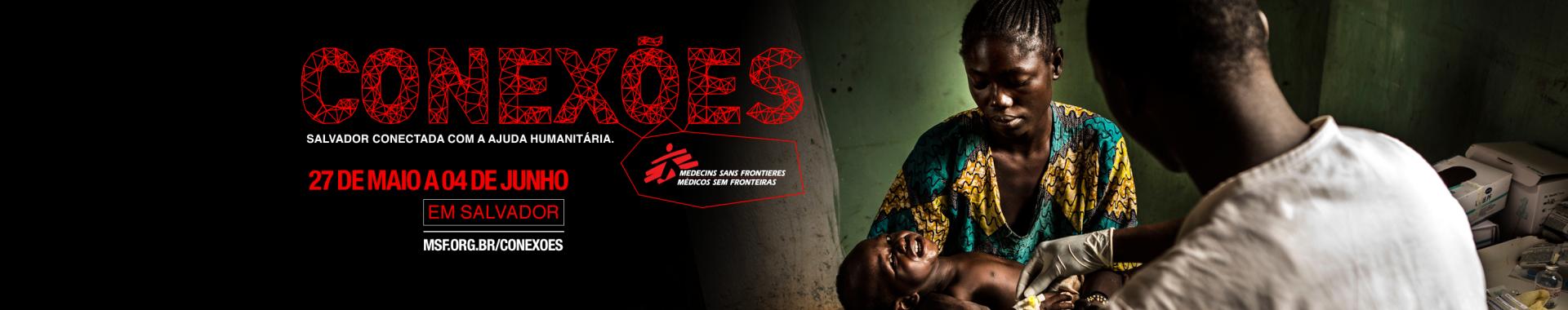 Conexões MSF: Salvador