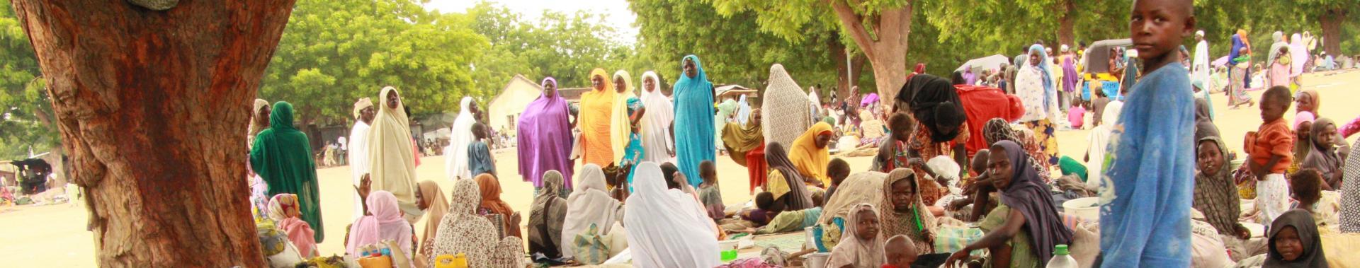 MSF oferece cuidados pediátricos em Bama