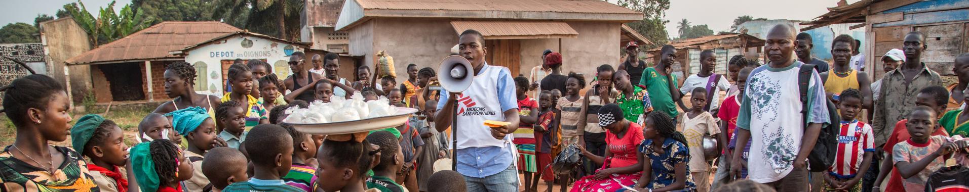 MSF lança versão online de Relatório Anual