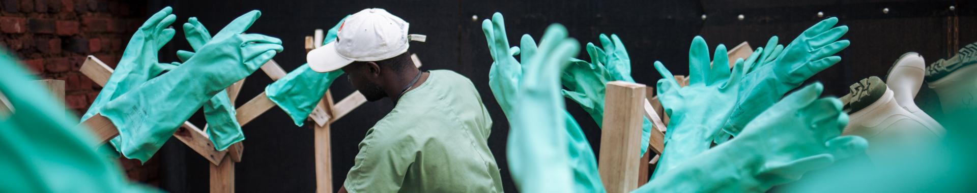 MSF amplia atividades de combate ao Ebola na RDC