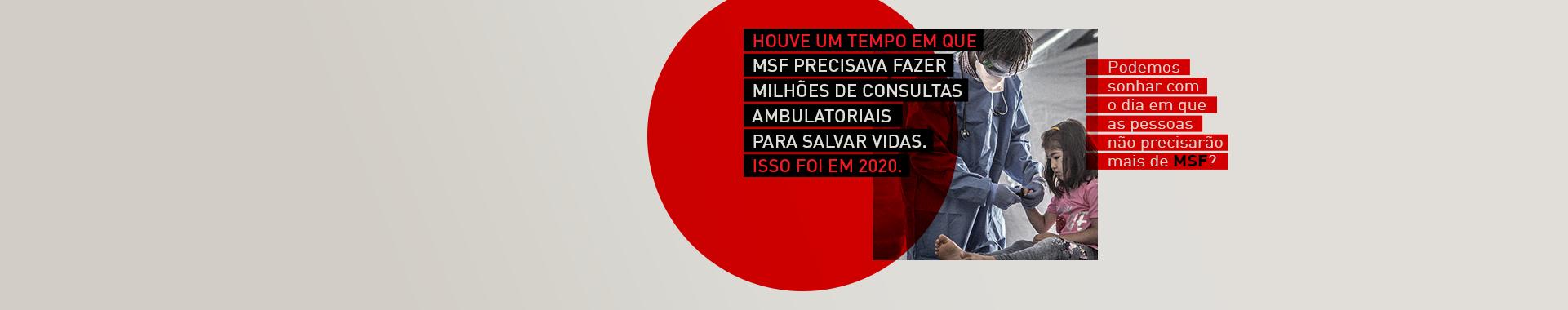 Um mundo sem MSF