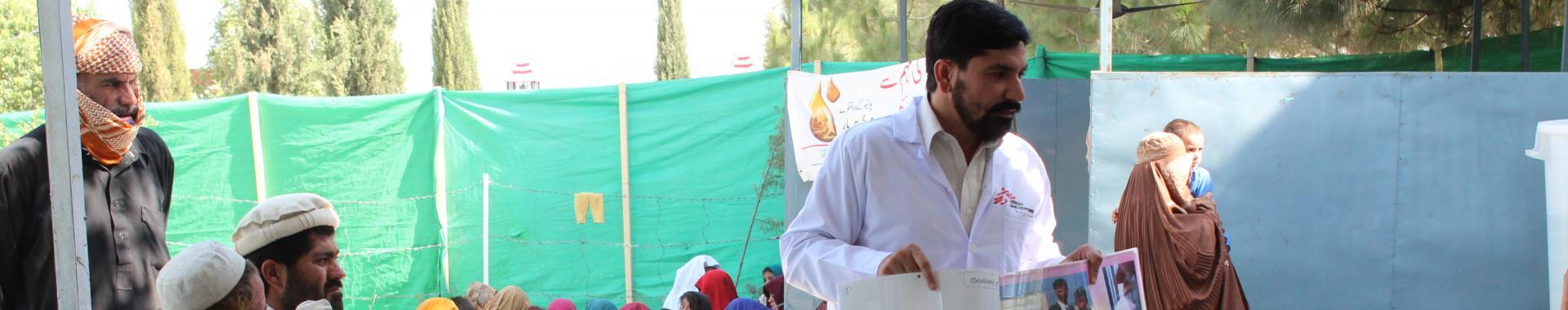 Autoridades pedem saída de MSF de Kurram