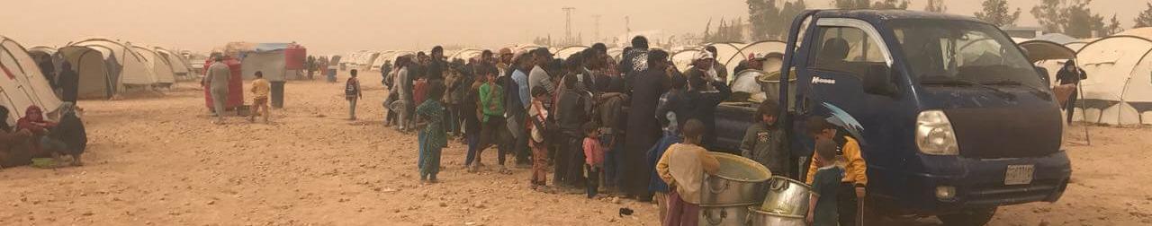 Sete anos de medos, privações e perdas na Síria