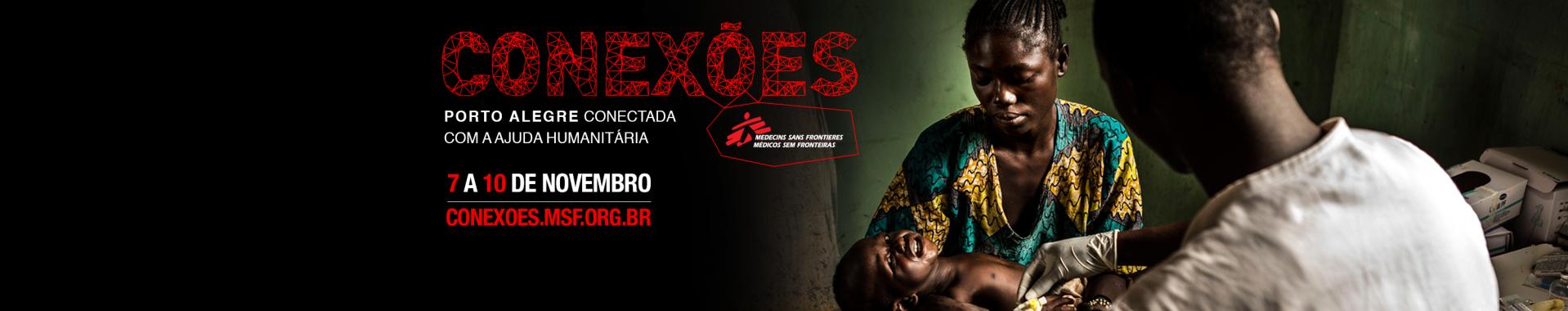 Conexões MSF em Porto Alegre