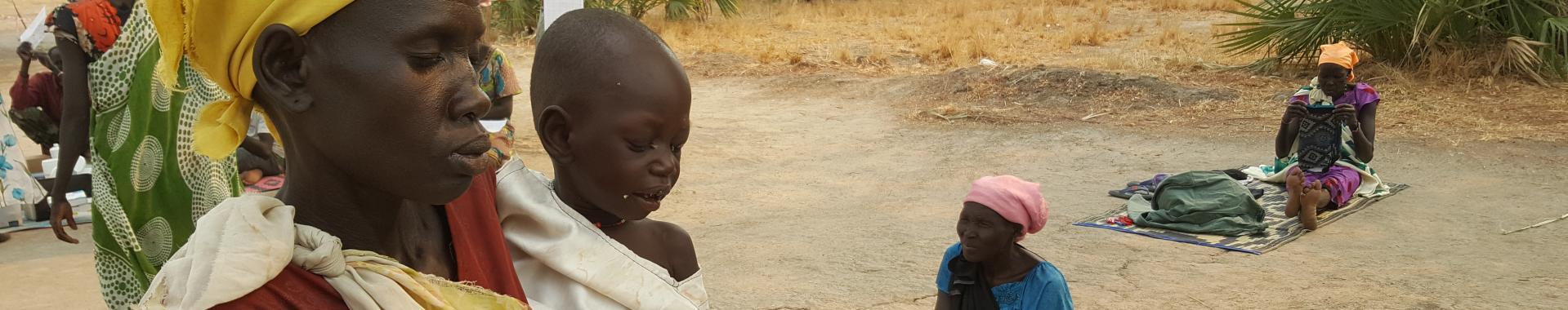 Sudão do Sul: crise nutricional é preocupante