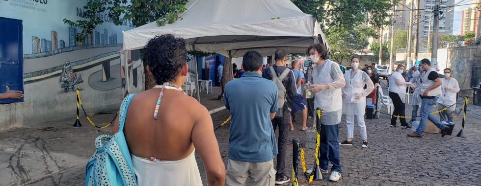 Médicos Sem Fronteiras começa ação contra COVID-19 no Brasil