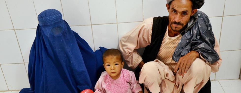Afeganistão: intensificação do conflito restringe acesso de pacientes a hospital de Helmand