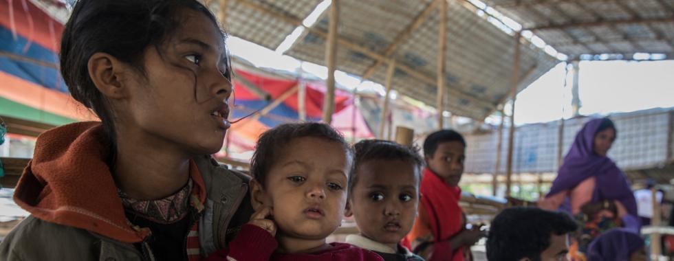 Três histórias de refugiados rohingyas em Bangladesh