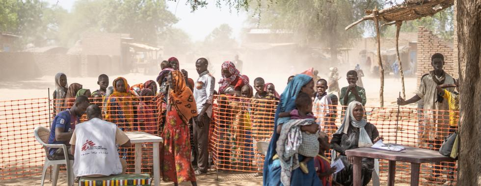 """Chade: """"O surto de sarampo iniciado em 2018 ainda não está sob controle"""""""