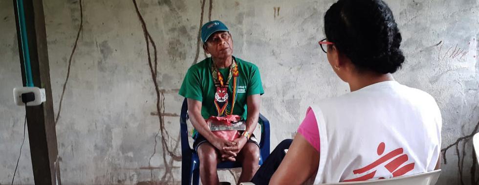 Colômbia: em Nariño, há uma emergência humanitária ignorada