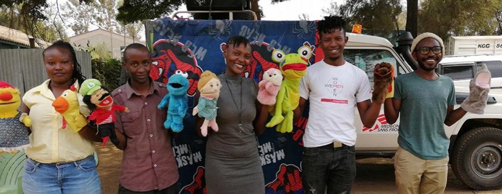 """É extremamente angustiante"": combatendo a violência sexual nas favelas de Nairóbi"
