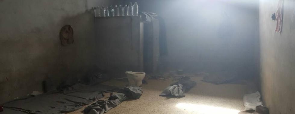 Líbia: o tempo se esgota para os 800 migrantes e refugiados presos em centros de detenção