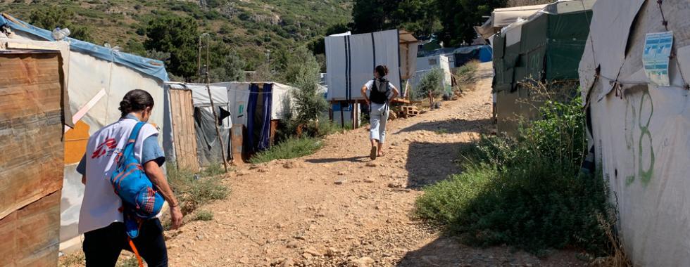 Políticas migratórias da UE agravam drasticamente situação dos migrantes na Grécia