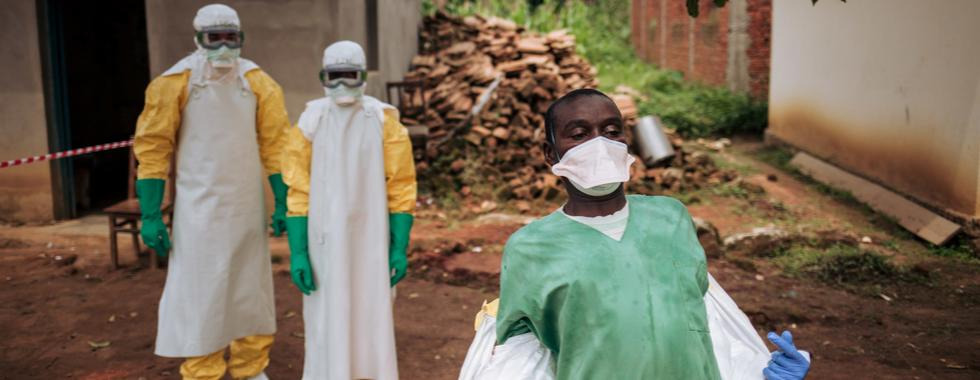 Número de vítimas fatais de Ebola na RDC chega a 2 mil pessoas