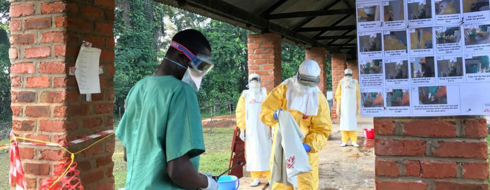 Médicos Sem Fronteiras começa vacinação contra Ebola
