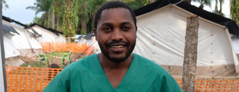 """Ebola: """"Sabíamos que tínhamos que agir rapidamente"""""""