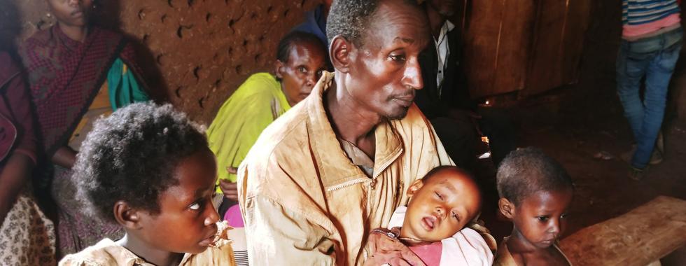 Etiópia: MSF lança resposta de emergência no sul