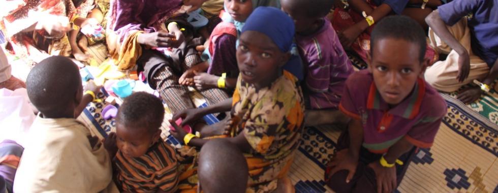 Etiópia: MSF vê a desnutrição de crianças na zona de Doolo aumentar dez vezes