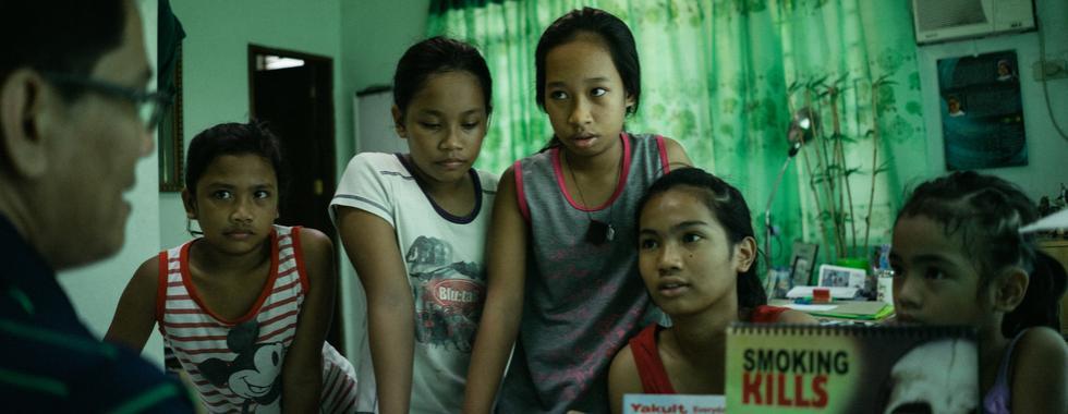 Por que focar nos adolescentes, principalmente nas meninas?