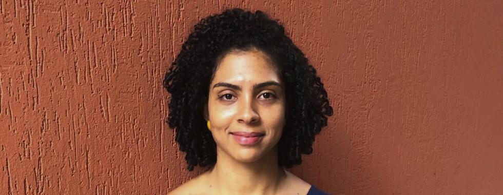 Renata Castro, profissional de relacionamento com doadores de MSF-Brasil: