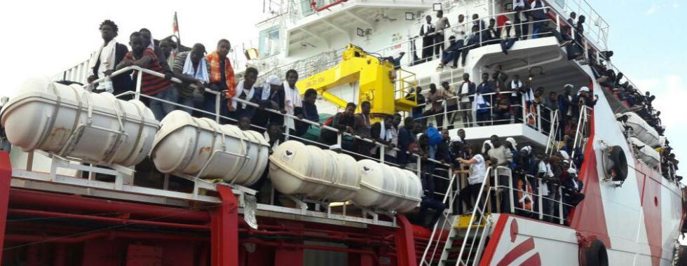 G7 não avança no tema de migrações e dificulta resgate no Mediterrâneo