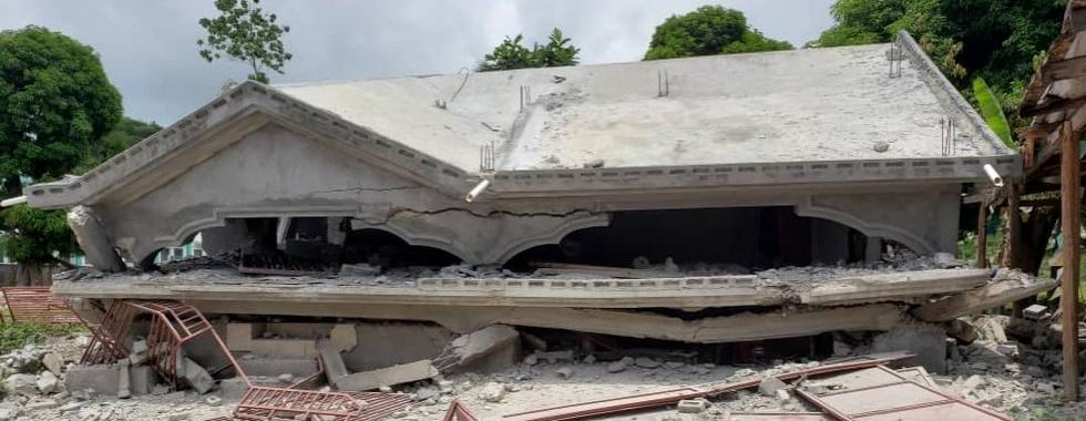 Terremoto no Haiti: MSF responde às necessidades médicas urgentes