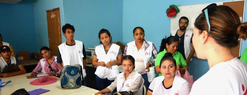 Honduras: MSF trabalha para conter nova epidemia de dengue