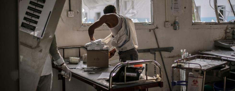 """Iêmen: """"As necessidades crescentes excedem em muito o que podemos oferecer"""""""