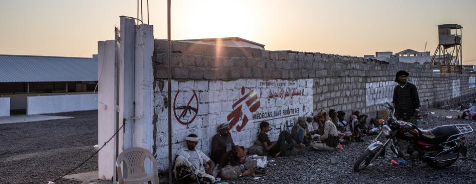 Crise humanitária no Iêmen é impulsionada pelo envolvimento de governos na guerra