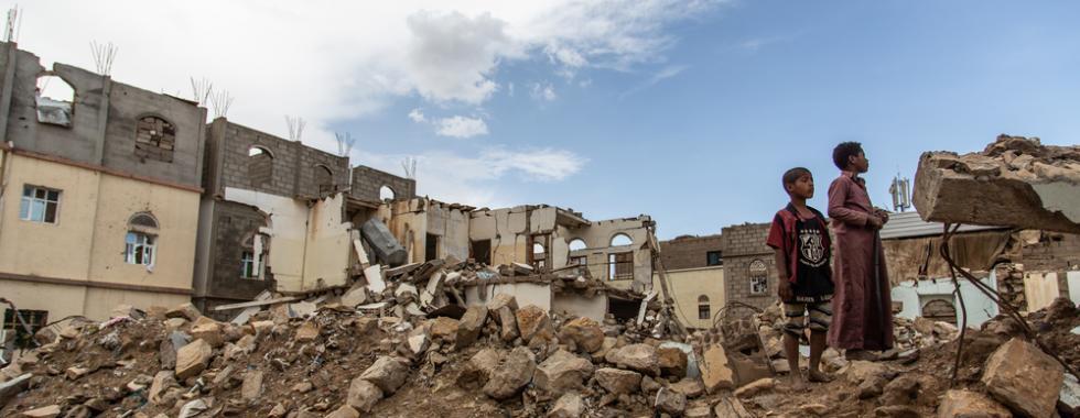 MSF trata pacientes gravemente doentes no epicentro da pandemia de COVID-19 no Iêmen