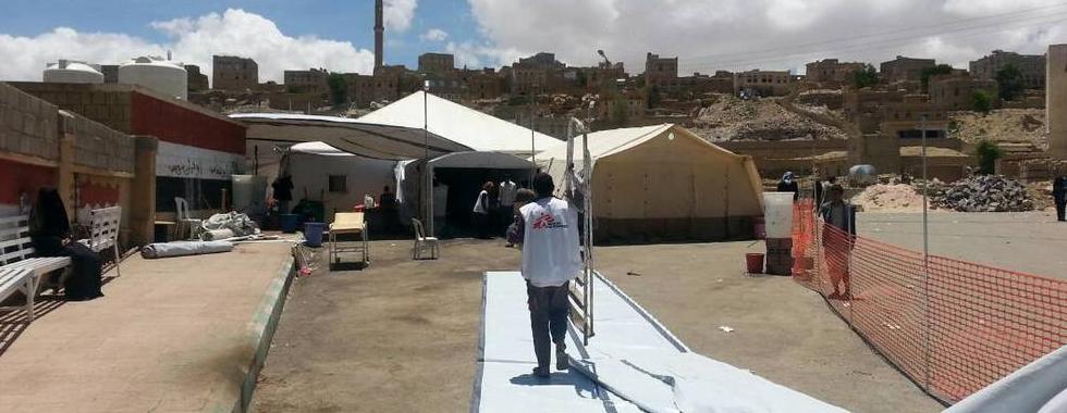 Cólera no Iêmen: MSF pede ampliação de resposta a surto