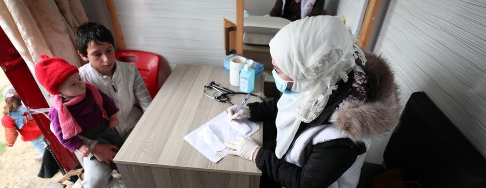 COVID-19 pode deteriorar ainda mais o sistema de saúde da Síria