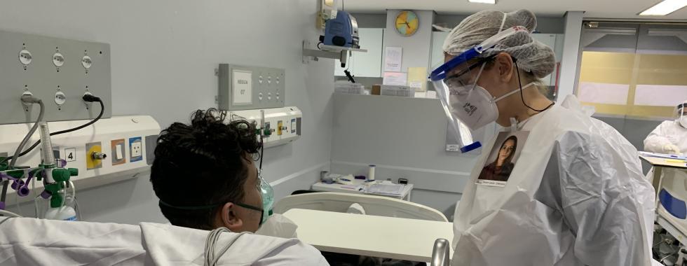 MSF reforça atendimento de casos graves de COVID-19 na zona leste de São Paulo