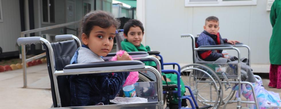 Tratando os feridos de Mossul:  um ano no centro de atendimento pós-operatório de MSF