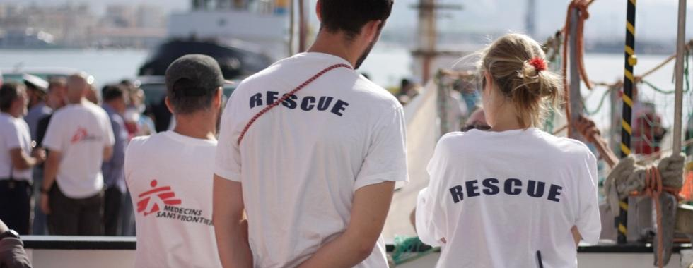 """Mediterrâneo: """"Eles não cometeram nenhum crime. Apenas buscavam uma vida melhor na Europa"""""""