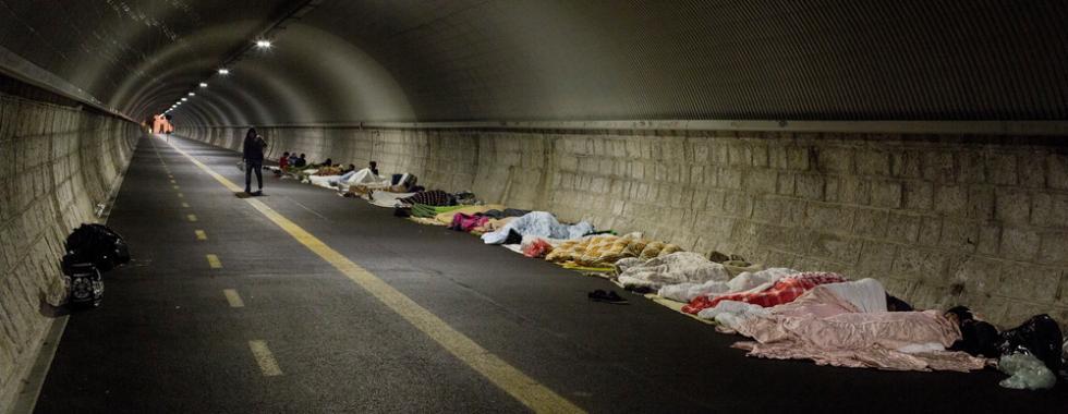 Itália: migrantes e refugiados à margem da sociedade