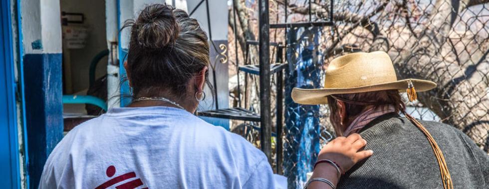 """México: """"as pessoas se sentem esquecidas aqui"""""""