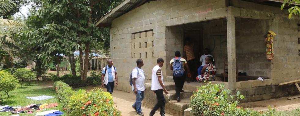 Libéria: uma abordagem inovadora para os cuidados de saúde mental