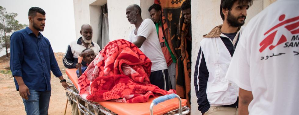 Sem atenção internacional, situação de migrantes e refugiados se deteriora na Líbia